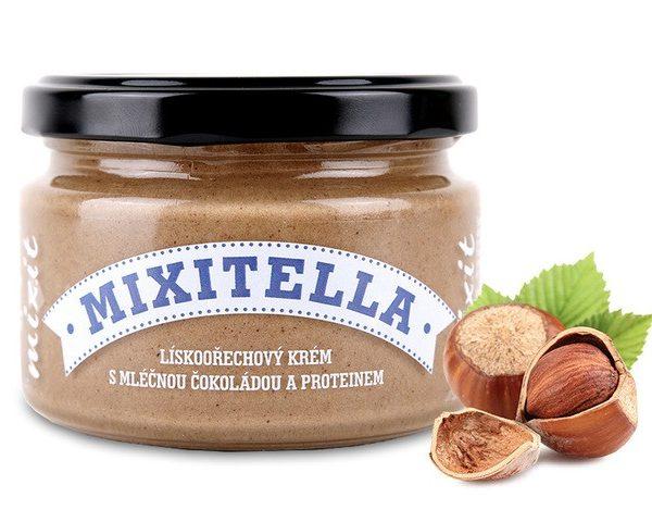 Mixitella - Lieskový orech s mliečnou čokoládou a proteinom