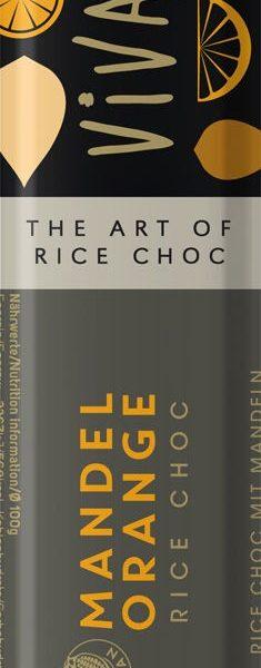 Čoko tyčinka s ryžovým mliekom