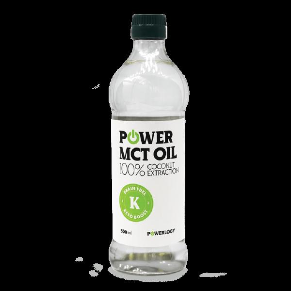 Power MCT Oil 500 ml