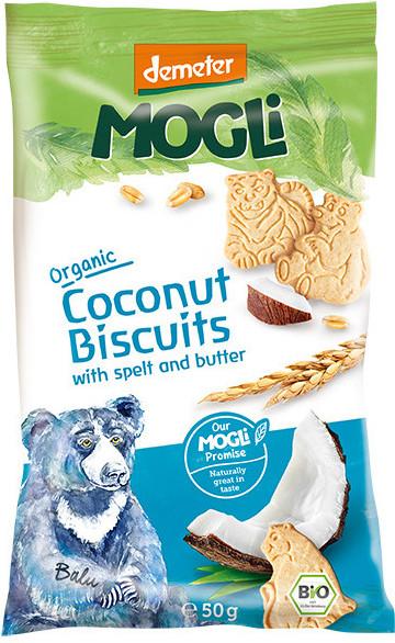 sušienky maslové-kokos bez cukru
