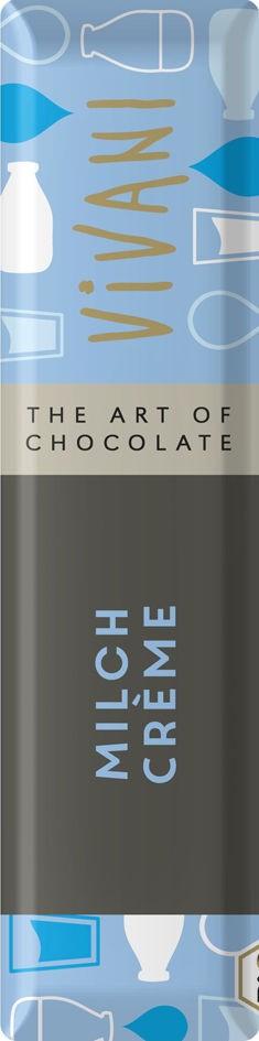 Čokoládova tyčinka s mliečnou náplňou