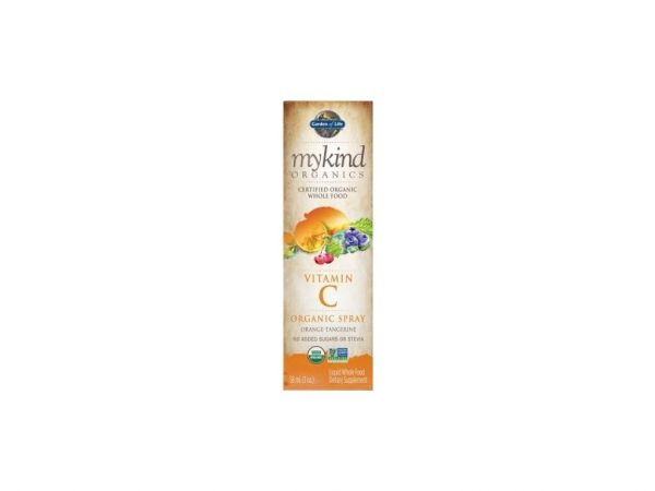 Mykind Organics Vitamin C v spreji 58ml