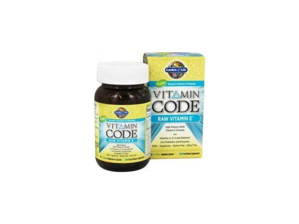 Vitamin Code RAW Vitamin E
