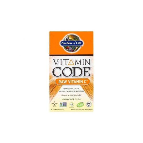 Vitamin Code RAW Vitamin C 60 kapsúl