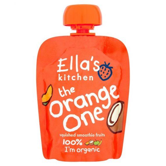 Ovocné pyré – orange one (90g)