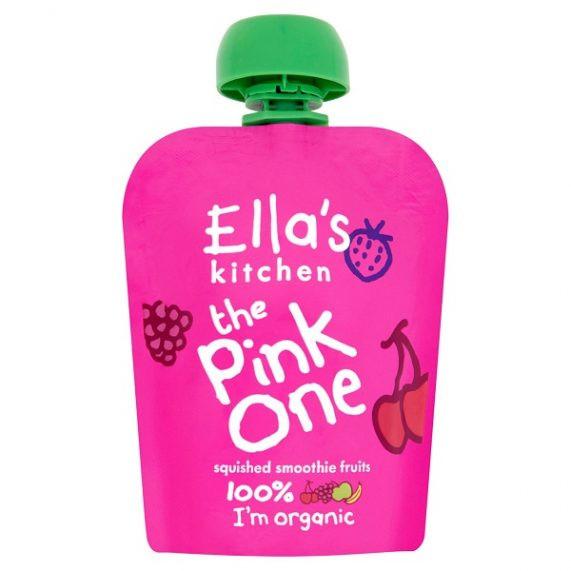 Ovocné pyré – pink one (90g)