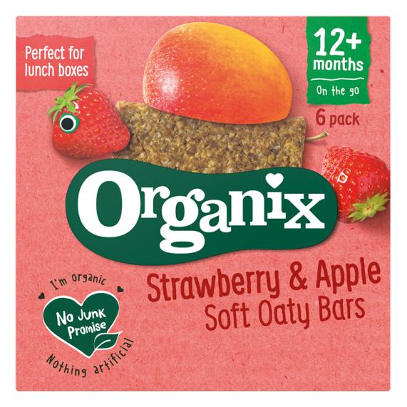 Jahodovo – jablkové tyčinky (6x30g)
