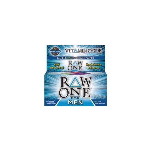 Vitamin Code RAW One pre mužov 75 kapsúl