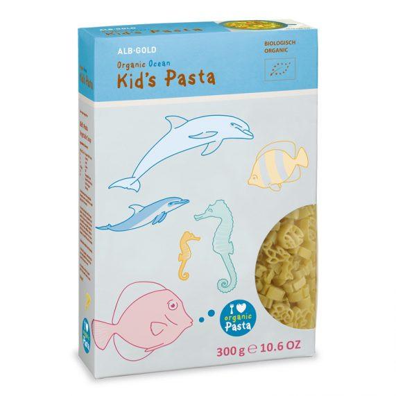 ALB-GOLD Bio pasta pre deti – oceán (300g)