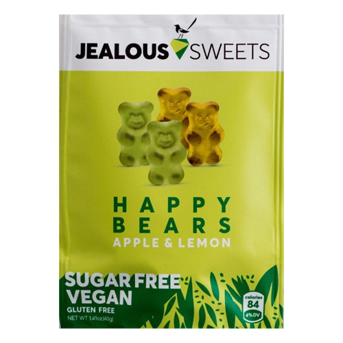 Jealous sweets – HAPPY BEARS (40g)