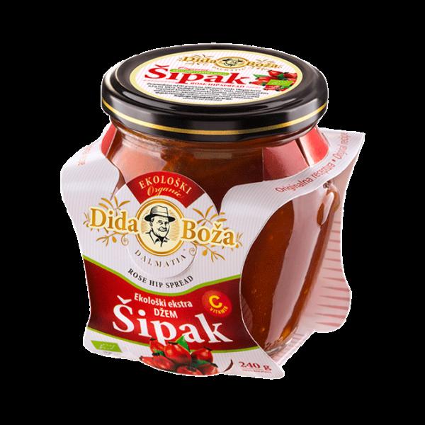 BIO EXTRA šípkový džem