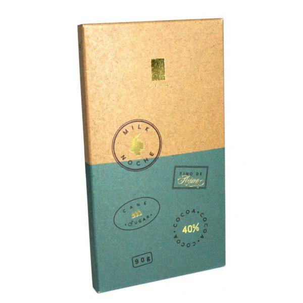 Lyra čokoláda Noche Milk 40%