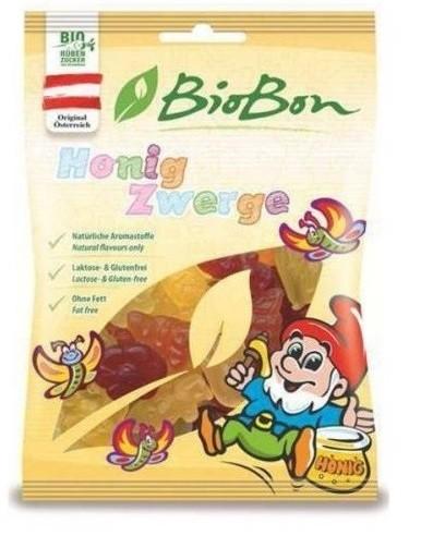 Cukríky Medoví trpaslíci BIO 85g
