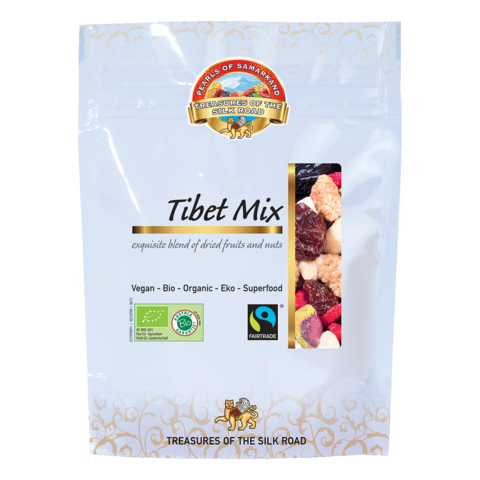 LEMBERONA Bio FAIRTRADE Tibetský mix ovocia a orechov