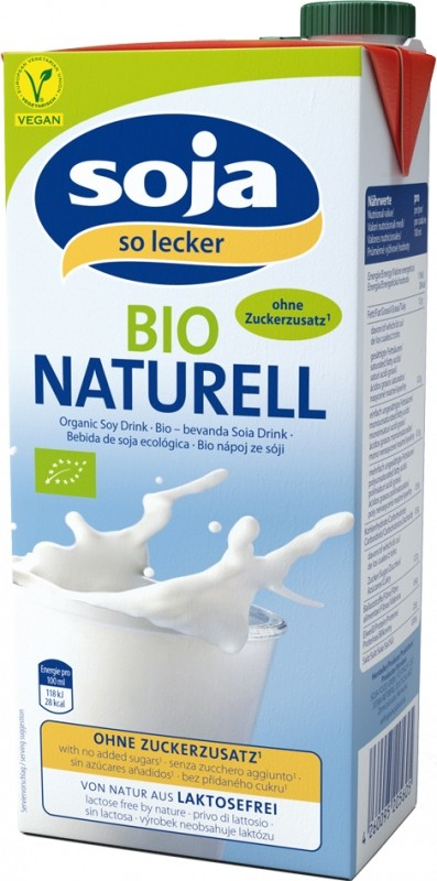 Bio sójový nápoj Naturell