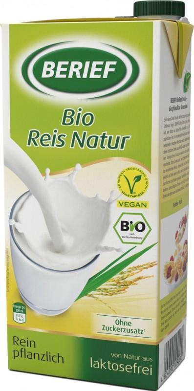 Bio rýžový nápoj Natur