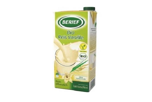 Bio rýžové mléko vanilkové