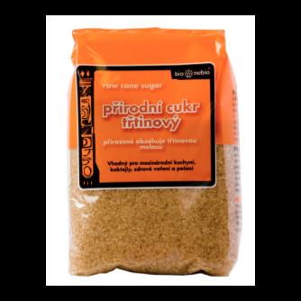 Prírodný trstinový cukor SUROVÝ 500g