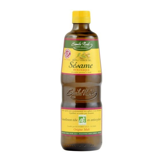 Olej sezamový fair trade 500 ml BIO EMILE NOËL