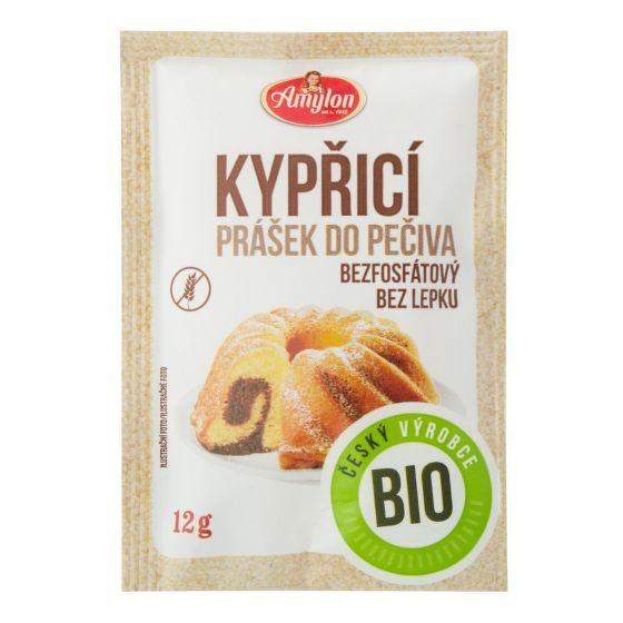 Kypriaci prášok do pečiva BIO Amylon