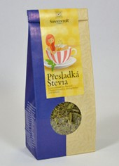 Presladká stévia sypaná 40g