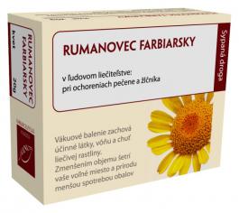 Rumanovec (Ruman) farbiarsky kvet
