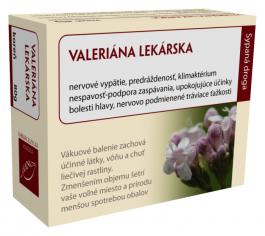 Valeriána lekárska koreň