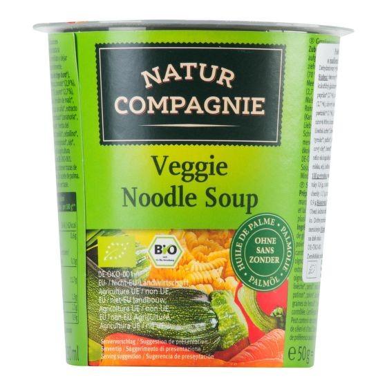 Polévka zeleninová s nudlemi instantní