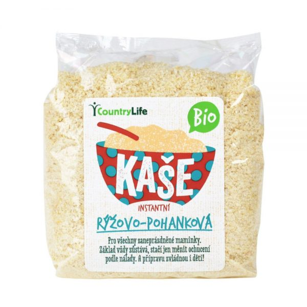 Kaša ryžovo-pohánková 300g CL