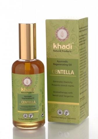 Pleťový a telový olej KHADI CENTELA 100ml