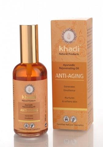 Pleťový a telový olej KHADI ANTIAGING 100ml