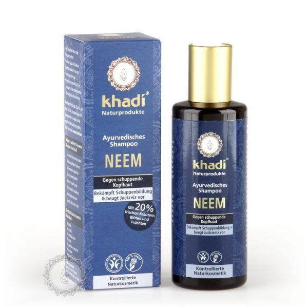 Khadi šampón NEEM proti lupinám