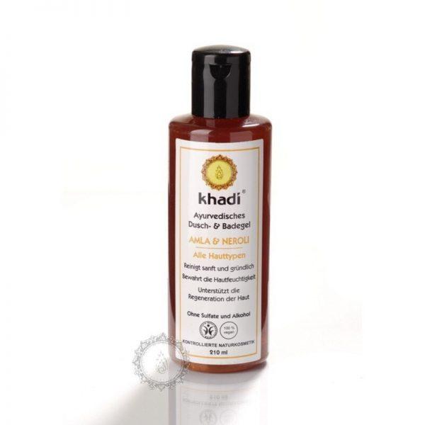 Khadi sprchový gél AMLA & NEROLI