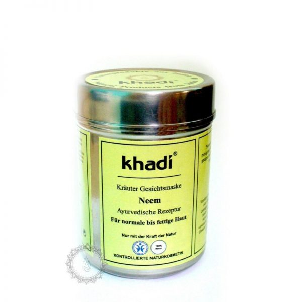 Khadi bylinná pleťová MASKA NEEM