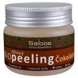Čokoláda - telový peeling Saloos
